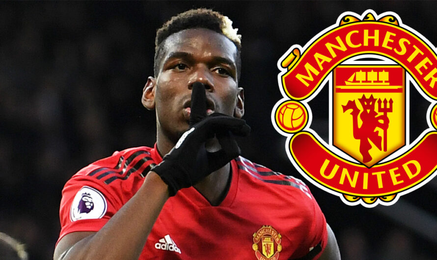 Pogba told to sign five-year deal or leave as Ince calls for end to Man Utd transfer saga